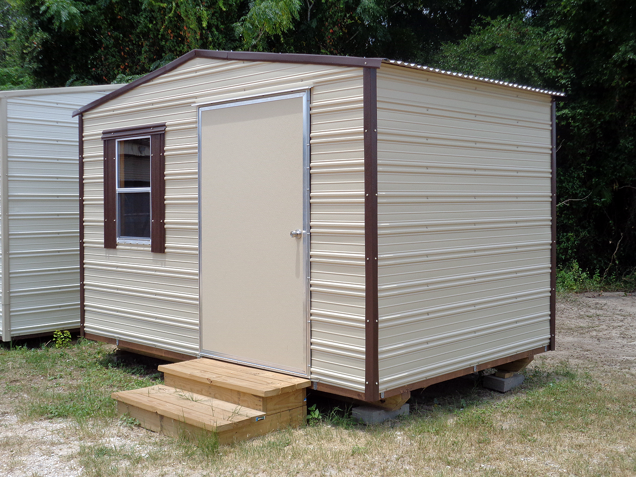 storage polyester ft xl sheds shed grays plastic p x flowerhouse house portable